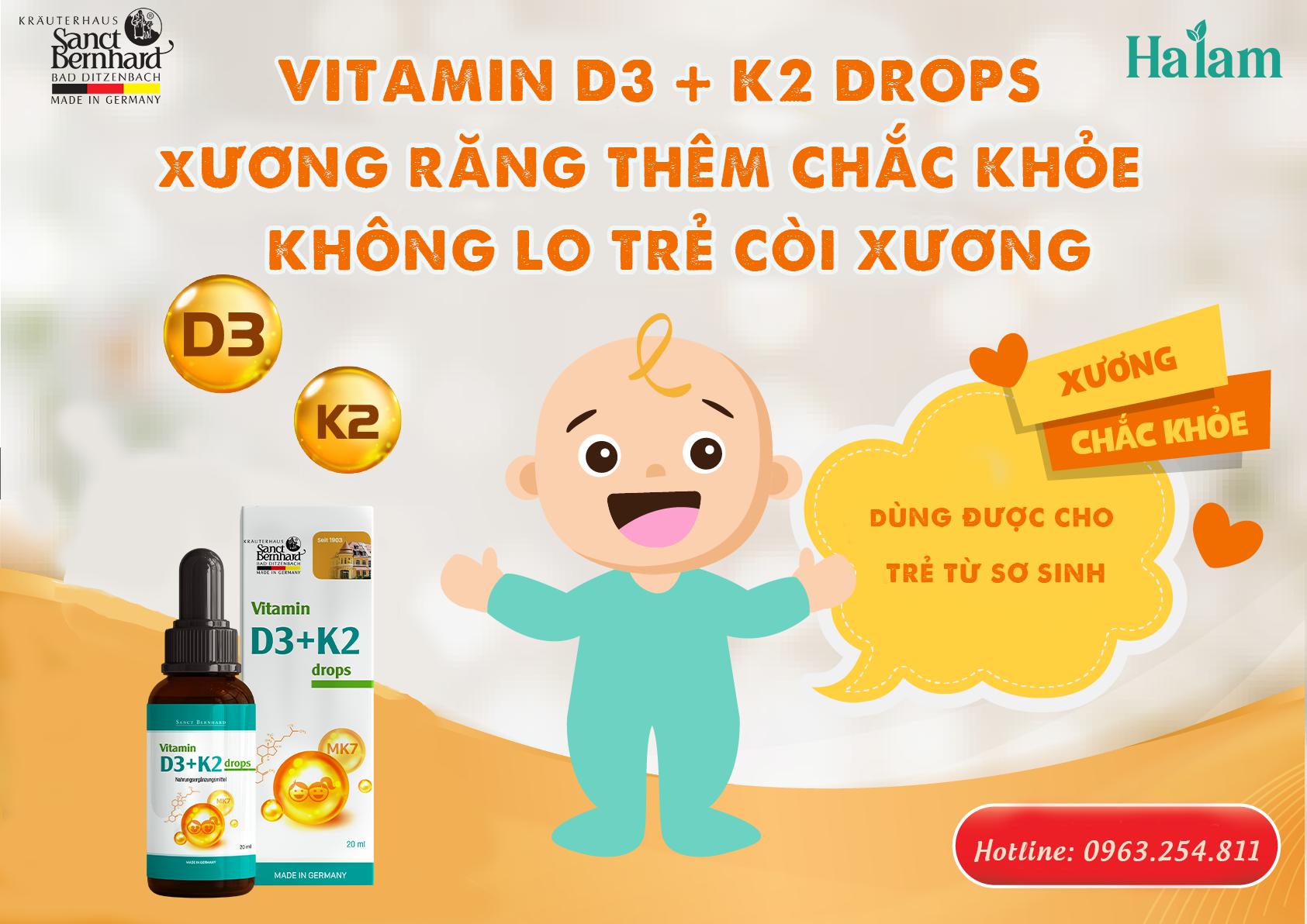 Vitamind3k2 sanct bernhard Đức