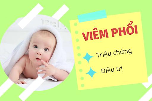 7 biện pháp phòng viêm phổi cho trẻ sơ sinh lúc giao mùa