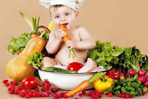 đảm bảo chế độ dinh dưỡng đầy đủ cho trẻ