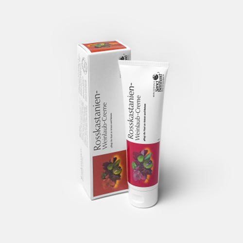 Vine Leaf Cream - Kem bôi suy giãn tĩnh mạch hạt dẻ ngựa